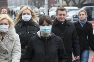Барнаульцы устроили ажиотаж с масками