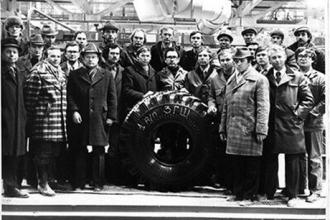 KAMA TYRES участвует в масштабном проекте «100 легендарных брендов ТАССР»