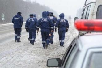 Водителей Алтайского края призывают быть осторожными в мороз
