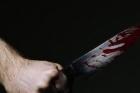 Житель Новоалтайска напал на своего соседа с ножом