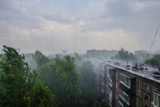 Грозы с ураганным ветром накроют Алтайский край