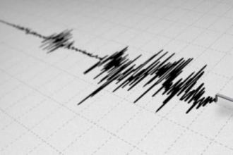У границ Алтая произошло небольшое землетрясение
