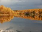 Турист показал красивые фото осеннего Алтая
