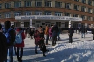 Алтайский край пережил новую волну сообщений о минировании