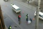 В Барнауле произошло смертельное ДТП