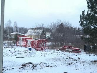 На Алтае поселок Лесной замерзает из-за аварии на газопроводе