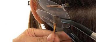 О процедуре горячего наращивания волос