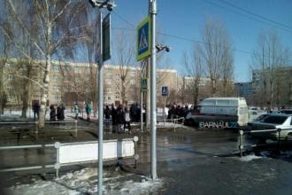 В Барнауле ученик принес в школу гранату
